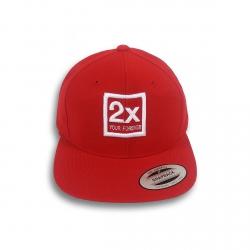 Baseball sapka - 2X piros 1154960478