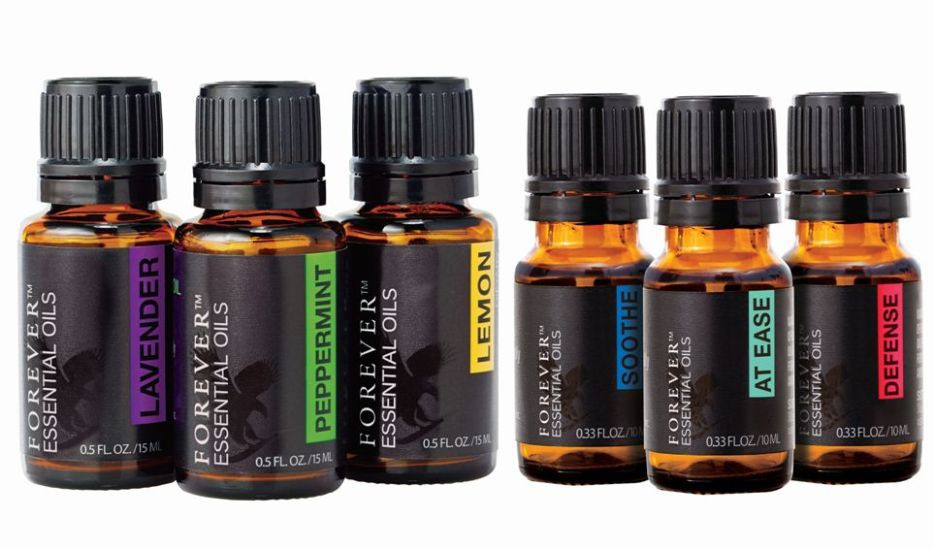 Forevev Essential Oils Peppermint